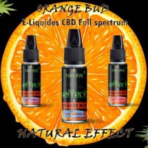 Orange Bud Natural Effect